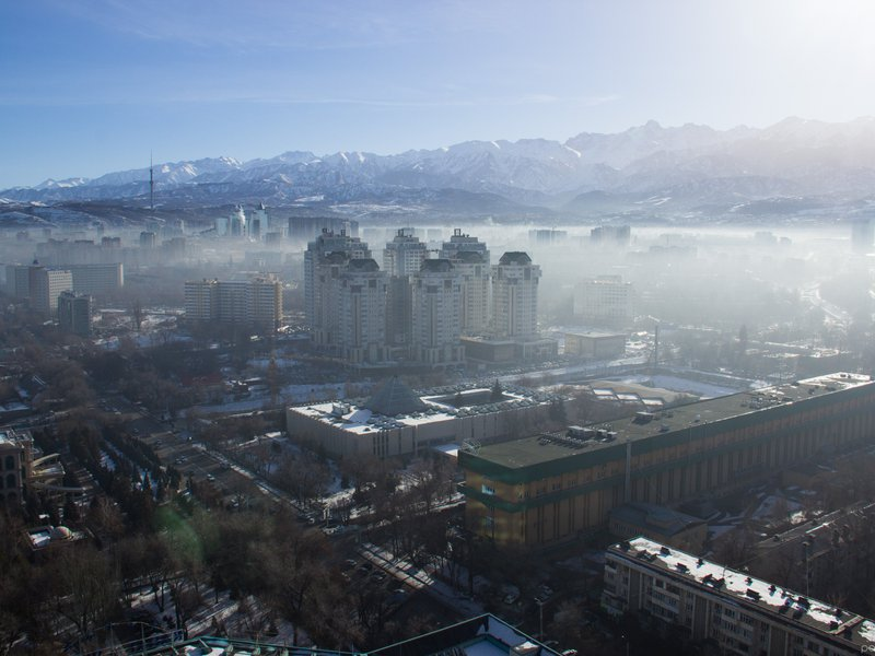 Китай, отопление, продолжительность жизни, угольные шахты, загрязнение воздуха