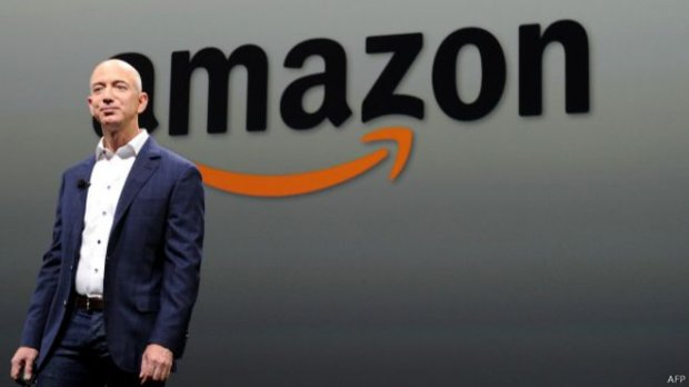 Amazon, успешная компания