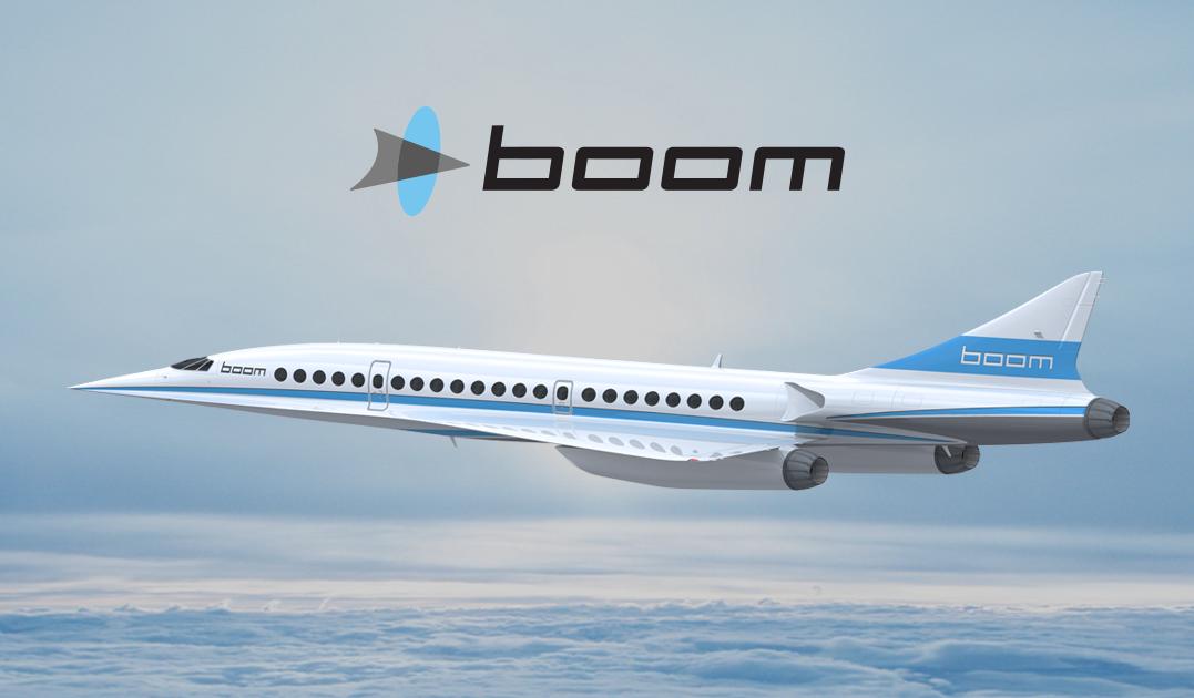 Японские авиалинии, сверхзвуковой самолет, Boom Supersonic