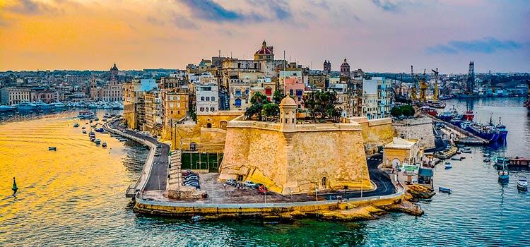 ЕС, Мальта, корпоративный налог