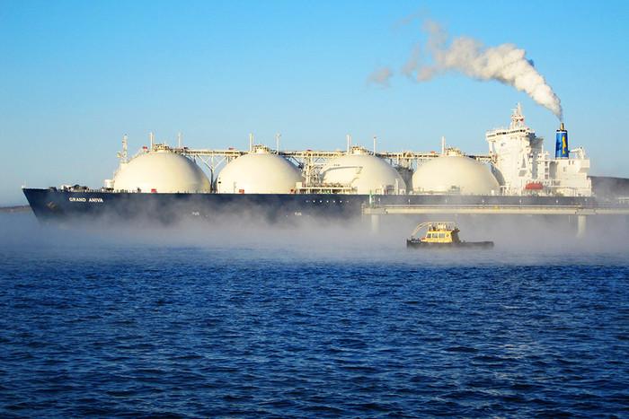природный газ, сжиженный природный газ, Китай