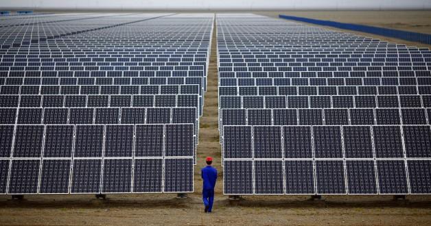 Китай, возобновляемые источники энергии