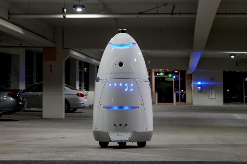 Сан-Франциско, робот, бездомные