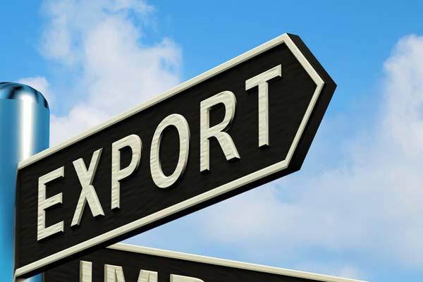 экспорт пластмасс