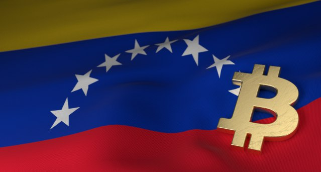 Венесуэла, биткойн