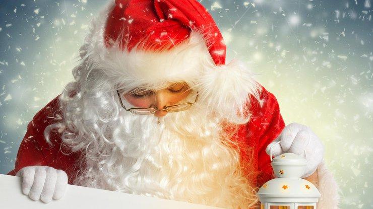 Санта-Клаус, образ, США