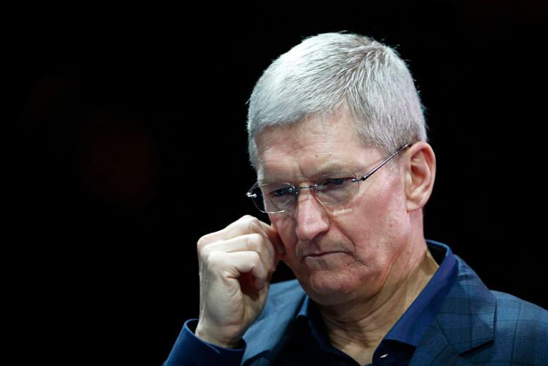 Тим Кук, Apple, зарплата