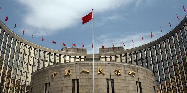 Китай, долги, Народный банк Китая