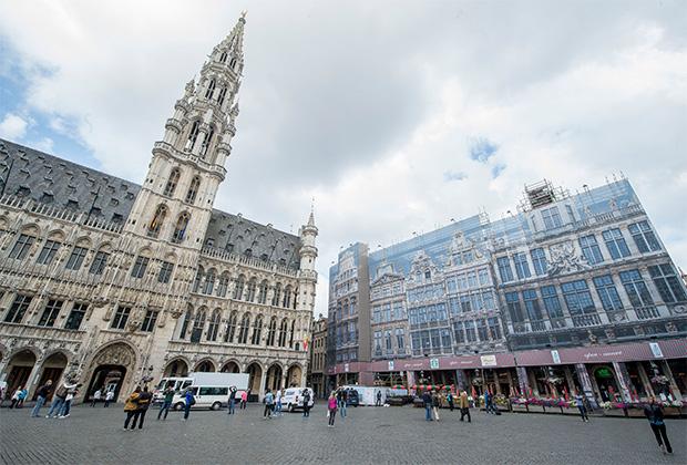 Брюссель, условия работы, временные работники