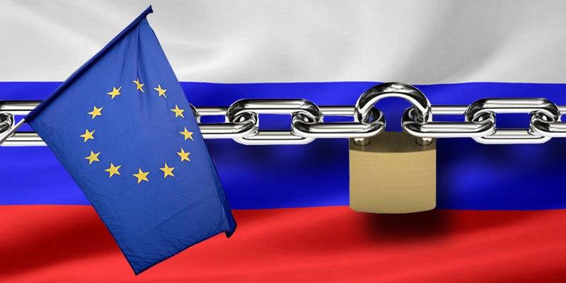 санкции, РФ, ЕС