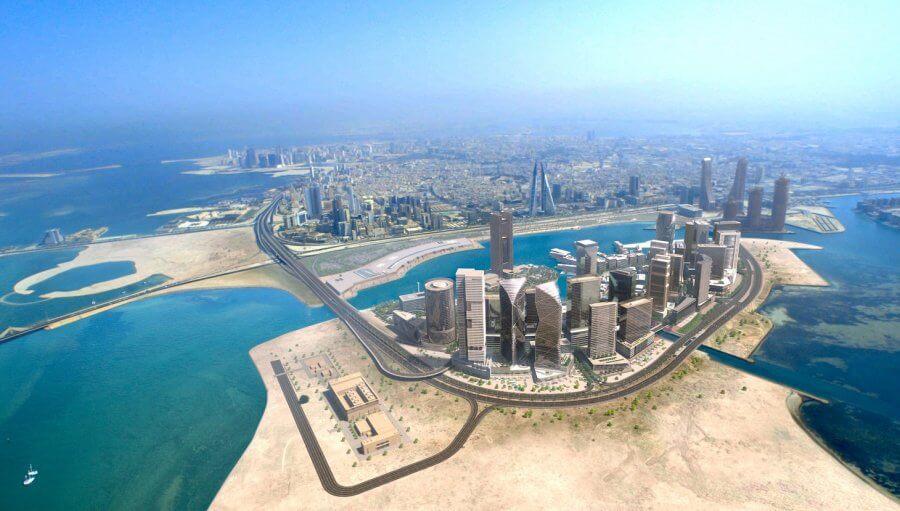 программа развития, Бахрейн