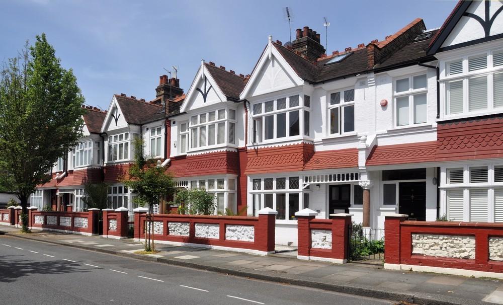 Великобритания, недвижимость, снижение цены