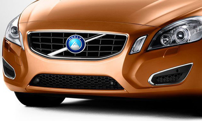 Geely, Volvo