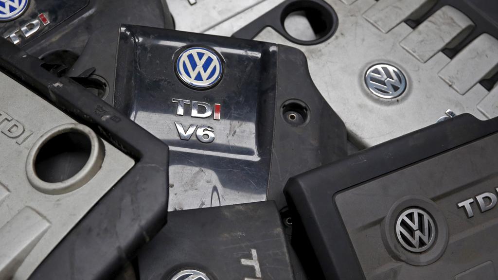 Volkswagen, дизельный скандал