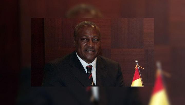 Вице-президент Ганы
