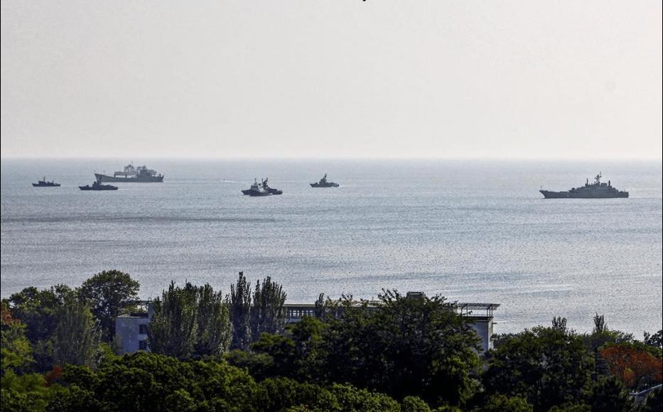 Россия, Крым, техника