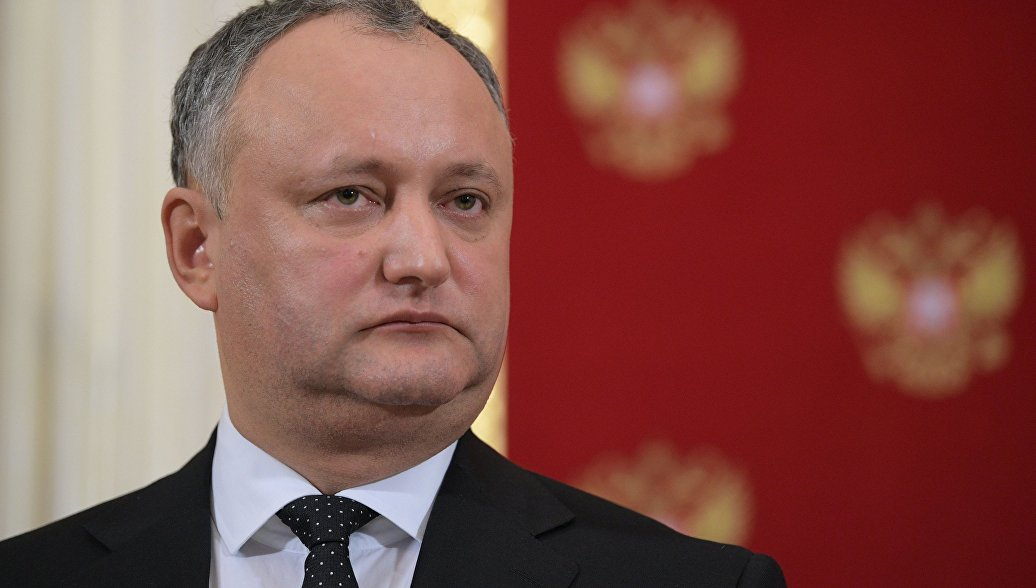 Молдавия, суд, президент, И. Дадон