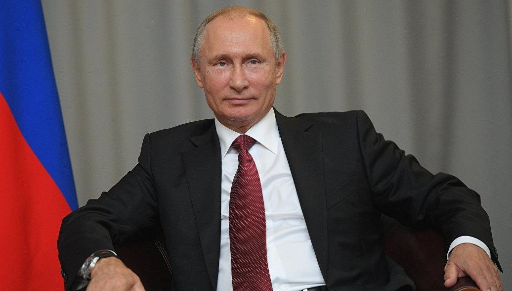 РФ, выборы, кандидаты, В. Путин