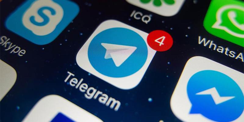 криптовалюты, Telegram