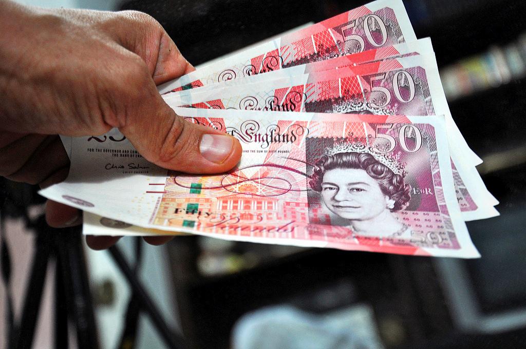 инфляция в Великобритании, фунт стерлингов, инфляция, выход Великобритании из ЕС