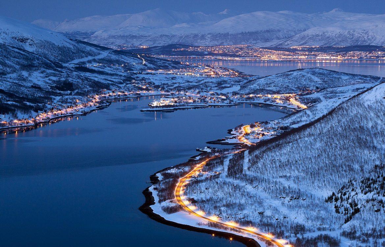 Норвегия, государственные инвестиции