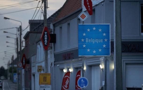Бельгия, Нидерланды, границы, остров