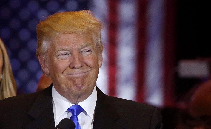Дональд Трамп, СМИ, fake news, рейтинг