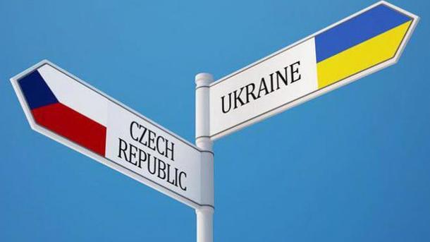 Чехия, граждане, украинцы, ЕС