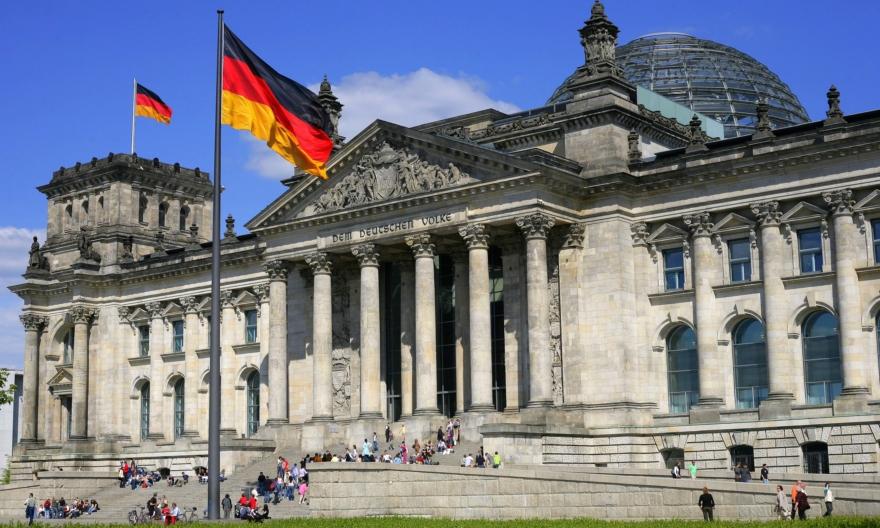 Германия, профицит, рынок