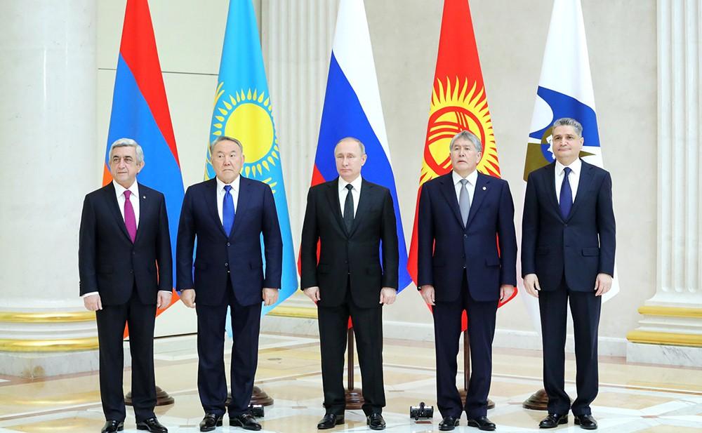 Россия, ЕврАзЭС
