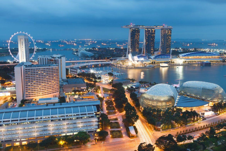 банк Сингапура, Сингапур, криптовалюты, блокчейн