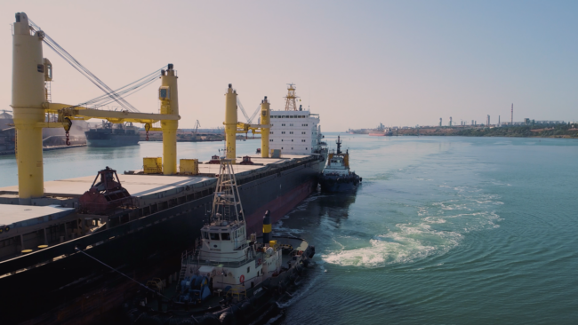 P&O Maritime, портовый оператор