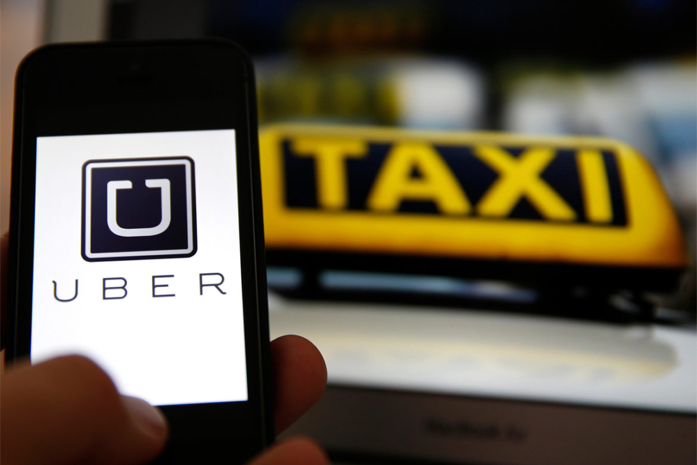 SoftBank, сервис поездок, Uber