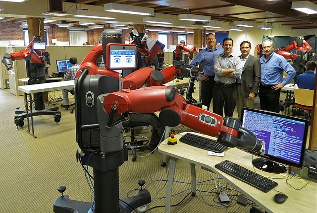 Брексит, использование роботов, автоматизация