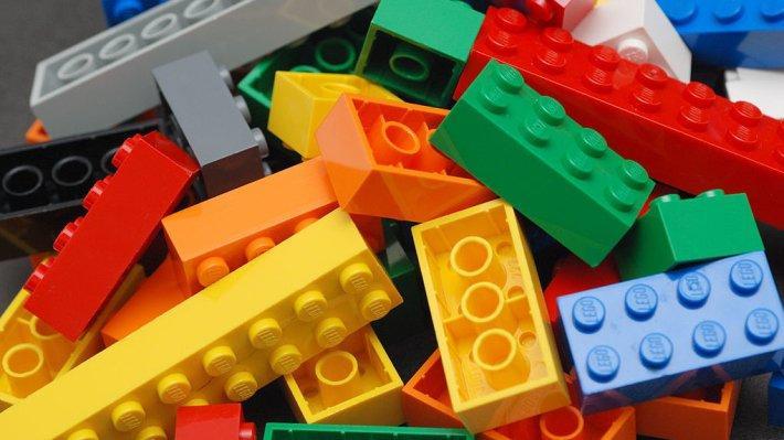 Lego, конструктор, Tencent, соцсеть, Китай