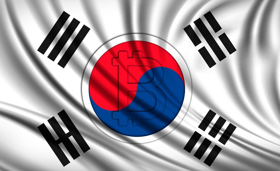 криптовалюты, Южная Корея