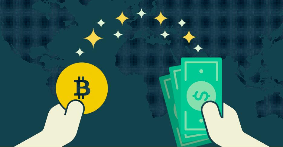 биткоин-биржа, криптовалюта