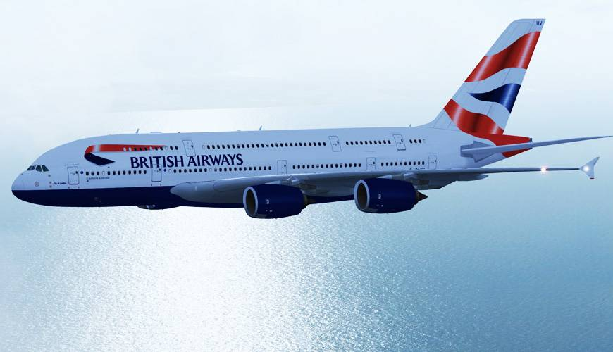 British Airways, багаж