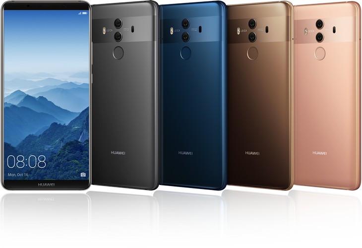 Huawei, AT&T