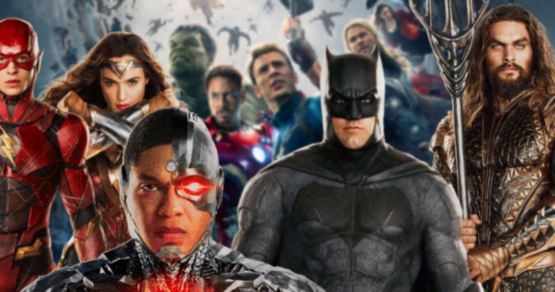 фильмы, ZappiStore, Affectiva, DC, Marvel