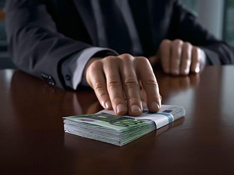 коррупция, банки