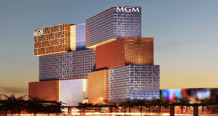 казино, MGM China Holding, MGM Cotai, Макао, Китай