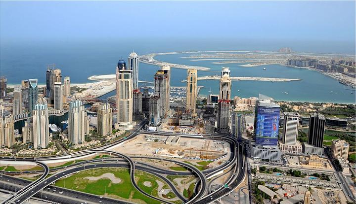 рынок недвижимости, Дубай