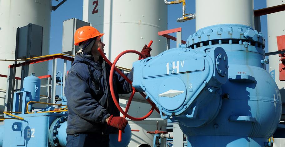 российский газ, Украина, норма, обязательства