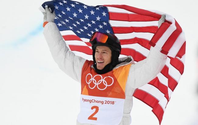 олимпиец, Шон Уайт, спортсмен