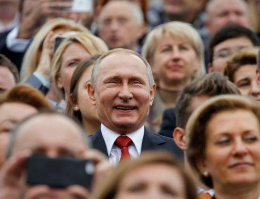 президентские выборы, Путин
