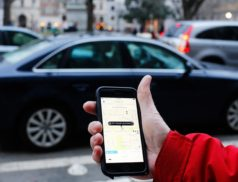 Uber, сервис поездок, общественный транспорт, такси, суд, Хорватия