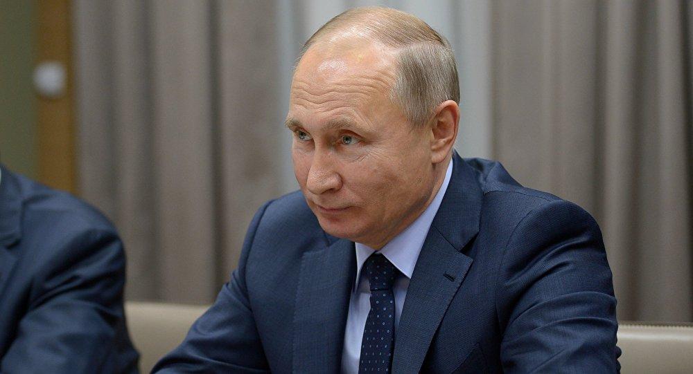 список, В.Путин, РФ