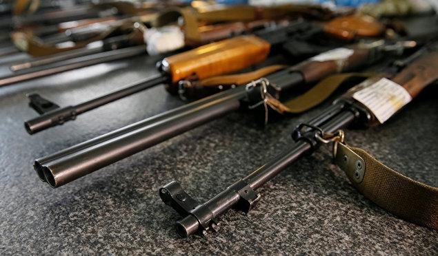 компания, оружие, Remington, банкротство