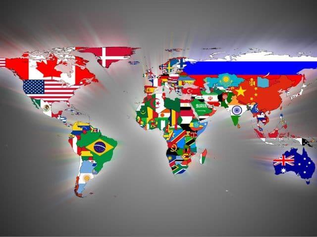 Олимпийские игры, страны